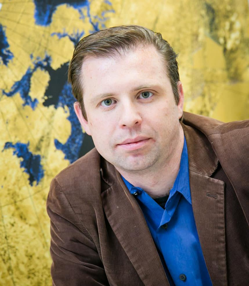 Image of Alexander Hayes