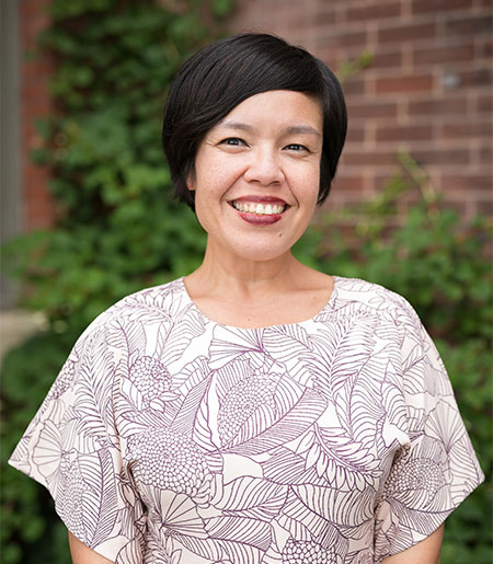 Image of Christine Bacareza Balance