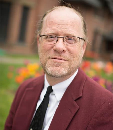 Image of David Faulkner
