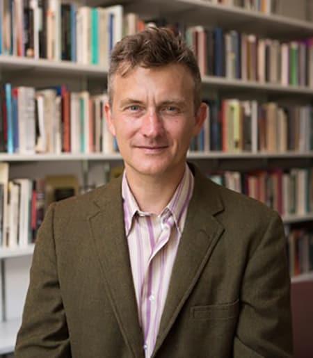 Image of Jeremy Braddock