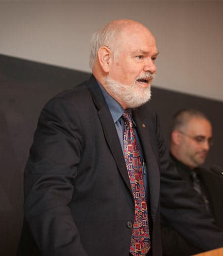 Image of Norman Uphoff