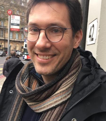 Image of Benjamin D. Piekut