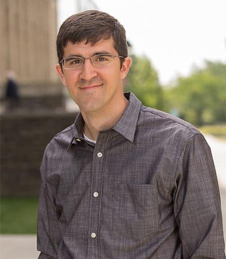 Image of Brett P. Fors