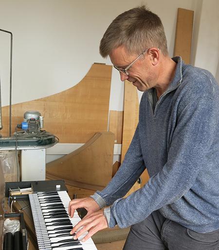 Image of David Yearsley
