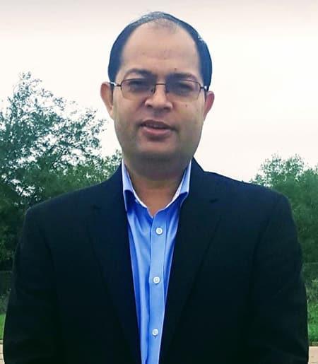 Image of Hom Acharya