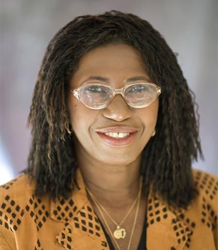 Image of N'Dri Thérèse Assié-Lumumba