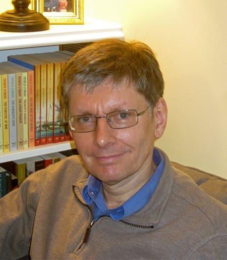 Image of Peter Robert Dear