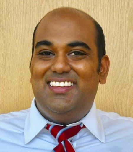 Vivekinan Ashok